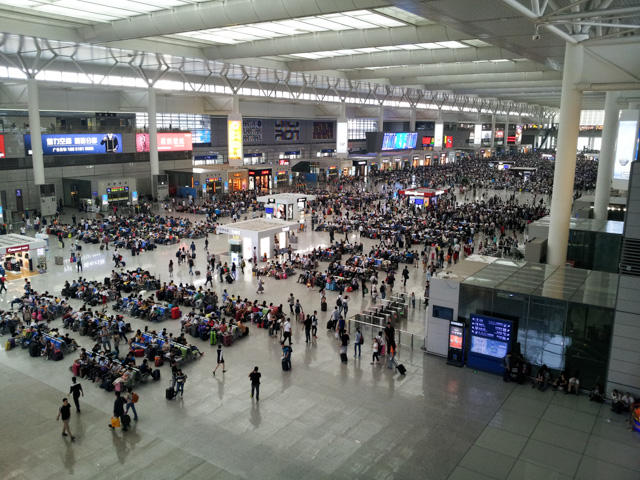 shanghai-trainstation